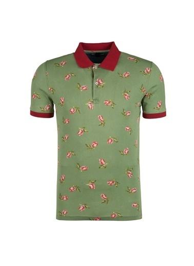 Gran Sasso Tişört Yeşil
